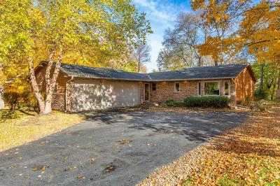 Independence Single Family Home For Sale: 4550 S Lake Sarah Drive