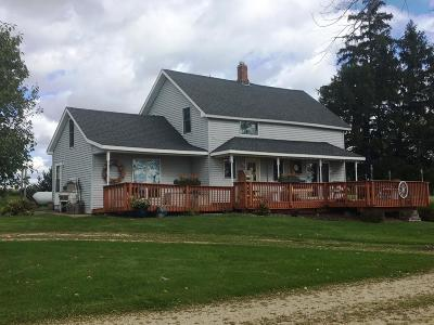 Hammond Single Family Home For Sale: 342 County Road T