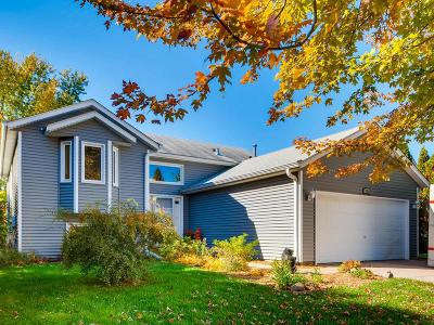 Eagan MN Single Family Home For Sale: $295,000