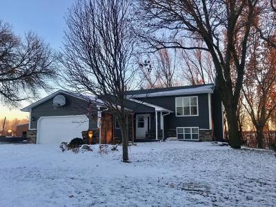 Buffalo Single Family Home For Sale: 710 8th Street NE