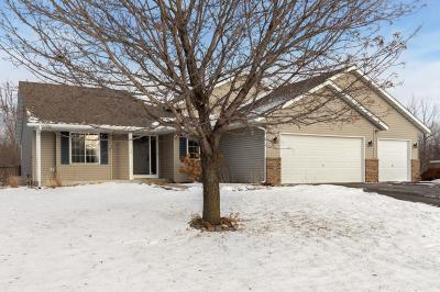Lakeville Single Family Home Contingent: 21138 Honeycomb Way