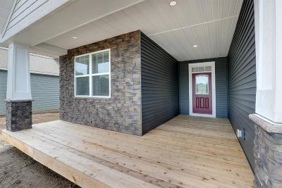 Blaine Single Family Home For Sale: 4562 124th Lane NE