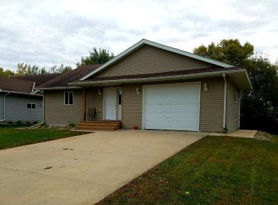 Hutchinson Single Family Home For Sale: 580 Hilltop Drive NE