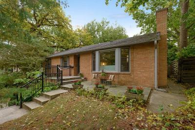 Minneapolis MN Single Family Home For Sale: $524,690