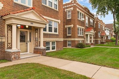 Crystal, Golden Valley, Minneapolis, Minnetonka, New Hope, Plymouth, Robbinsdale, Saint Louis Park Commercial For Sale: 3711,3715, 3719 Columbus Avenue