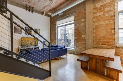 Condo/Townhouse Contingent: 521 S 7th Street #621