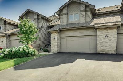 Eden Prairie Condo/Townhouse For Sale: 6285 Sequoia Circle