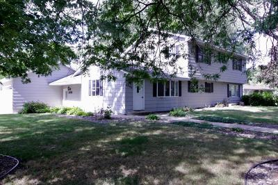 Eden Prairie Single Family Home For Sale: 6580 W 168th Avenue