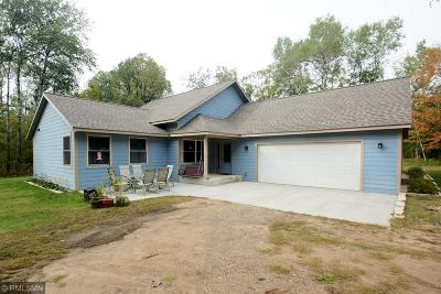 Nisswa Single Family Home For Sale: 26167 Middle Cullen Road