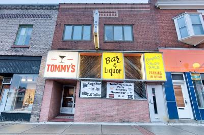 Chisholm, Hibbing Commercial For Sale: 109 W Lake Street