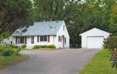 White Bear Lake Single Family Home For Sale: 2111 Blomquist Avenue