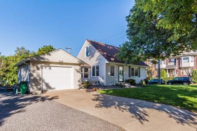 Saint Louis Park Single Family Home For Sale: 1600 Zarthan Avenue S