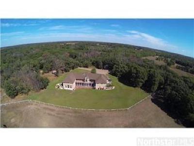 Sherburne County Farm For Sale: 8965 180th Avenue SE
