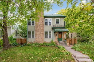 Minneapolis MN Multi Family Home For Sale: $459,000