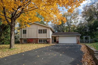 Eden Prairie Single Family Home For Sale: 6801 Park View Lane