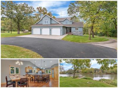 Stearns County Single Family Home For Sale: 23074 W Torah Drive