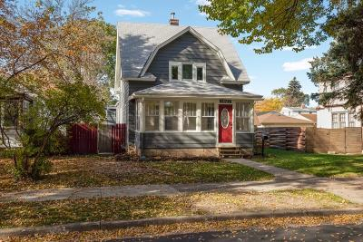 Robbinsdale Single Family Home Sold: 3927 Perry Avenue N