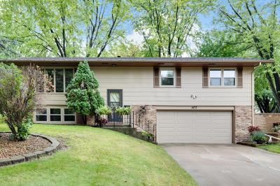 Chaska Single Family Home Contingent: 1473 Scenic View