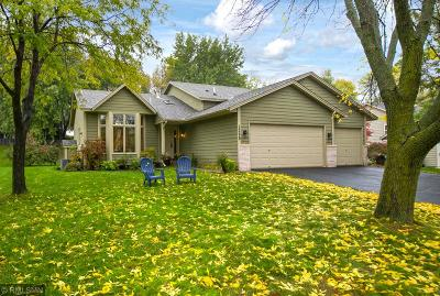Wayzata, Plymouth Single Family Home For Sale: 13220 55th Place N