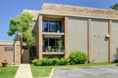 Edina Condo/Townhouse Contingent: 6423 Colony Way #1A