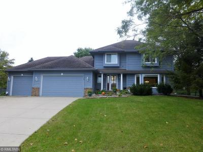 Eden Prairie Single Family Home Contingent: 7024 Beacon Circle