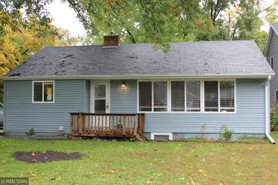 Forest Lake Single Family Home For Sale: 1055 6th Street SE