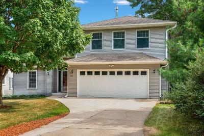 Saint Louis Park Single Family Home For Sale: 4709 W 40th Lane