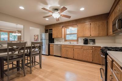 Apple Valley Single Family Home Contingent: 14732 Dory Court