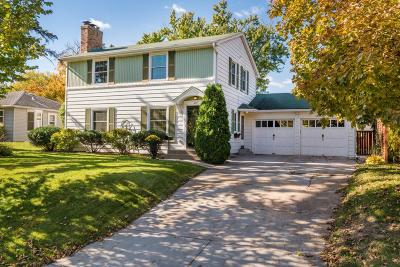 Robbinsdale Single Family Home Sold: 4337 York Avenue N