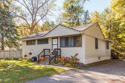 Circle Pines Single Family Home For Sale: 113 Keith Road