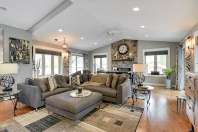 Corcoran Single Family Home For Sale: 19715 Stieg Road