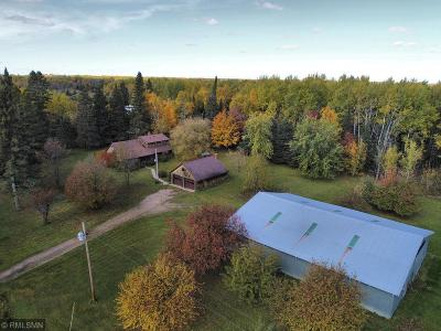 Northome MN Farm For Sale: $299,900