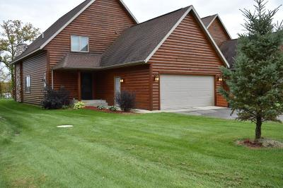 Pequot Lakes Single Family Home For Sale: 27708 Villa Drive #15