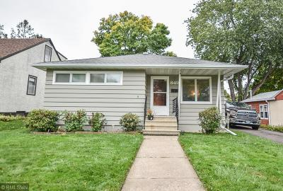 Saint Paul Single Family Home For Sale: 849 McKnight Road N