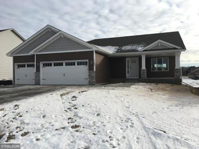 Isanti Single Family Home For Sale: 1103 S Passage SW