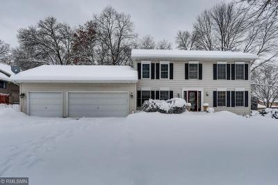 Plymouth Single Family Home For Sale: 5385 Ximines Lane N
