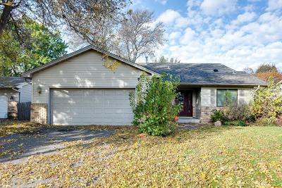 Brooklyn Park Single Family Home For Sale: 8317 Abbott Avenue N