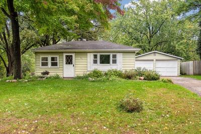Fridley Single Family Home For Sale: 311 Ironton Street NE