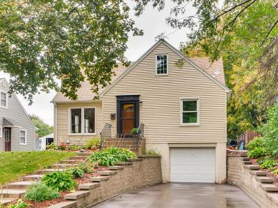 West Saint Paul Single Family Home For Sale: 1225 Cherokee Avenue