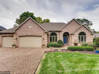 Coon Rapids Single Family Home For Sale: 9760 Vale Street NW