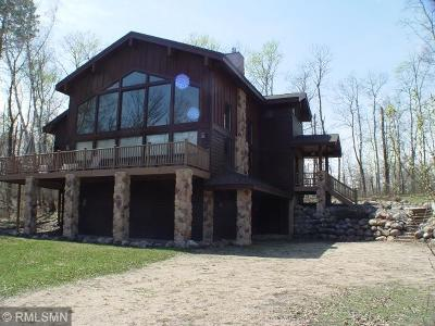 Breezy Point MN Single Family Home For Sale: $299,000