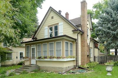 Single Family Home For Sale: 2321 Minneapolis Avenue
