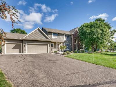 Medina Single Family Home For Sale: 840 Foxberry Farms Road