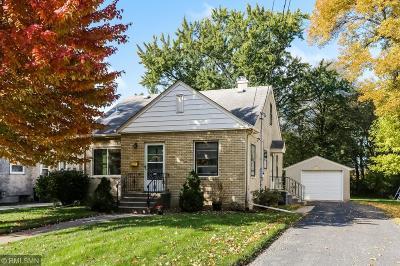 Saint Paul Single Family Home For Sale: 1397 Birmingham Street