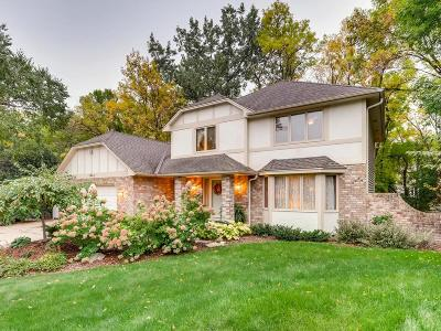 Wayzata, Plymouth Single Family Home For Sale: 5465 Yorktown Lane N