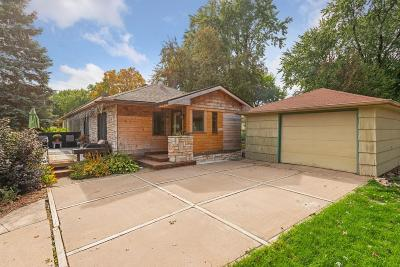 Roseville Single Family Home For Sale: 2591 Aldine Street