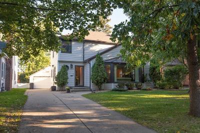 Saint Paul Single Family Home For Sale: 1845 Bayard Avenue