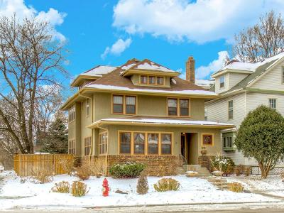 Minneapolis Single Family Home For Sale: 3144 Park Avenue