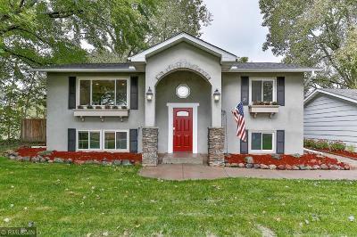 Hugo Single Family Home For Sale: 16842 Ingersoll Avenue N