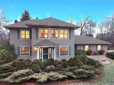 Minnetonka Single Family Home For Sale: 2238 Pine Island Road
